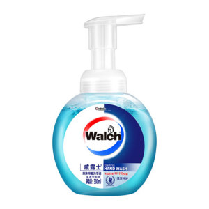 WALCH/威露士 健康呵护泡沫抑菌洗手液 6925911510322 300mL 1瓶