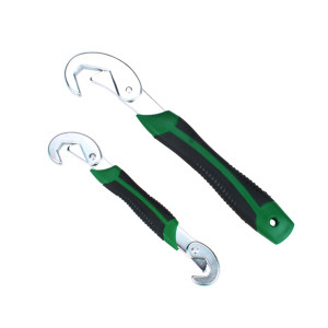 CHANGLU/长鹿 双色柄多功能扳手组套(三头) 404701 9-32mm 1套
