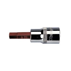 CHANGLU/长鹿 12.5mm系列六花星批套筒(S2钢制作) 501625 T25×55mm 1支