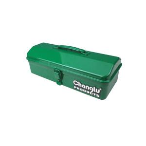 CHANGLU/长鹿 高档铁皮工具箱 704601 单层 1个