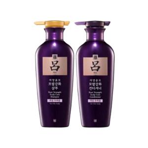 RYO/吕 滋养韧发密集强韧特惠装 8809539443003 洗发水400mL×1+护发乳400mL×1 1套