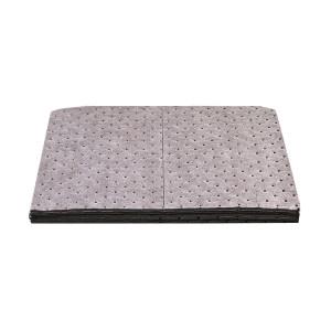 KQ/康奇 加厚型吸液棉片 KQ31-400 灰色 尺寸400×500mm 1箱