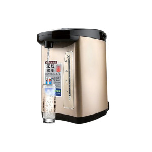 MIDEA/美的 不锈钢热水瓶 PF709-50T 1600W 5L AC220V 1台