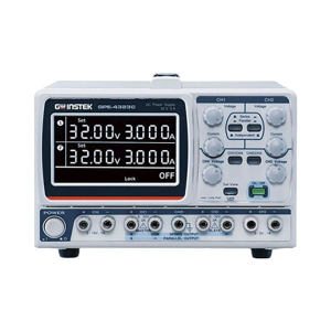 GWINSTEK/固纬 四通道输出线性直流电源 GPE-4323C 0-32V/0-3A*2 0-5V/0-1A*1 0-15V/0-1A*1 1台