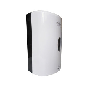 AOLQ/奥力奇 喷雾型自动感应皂液器 AQ-7960AW-S 125×132×260mm 1个