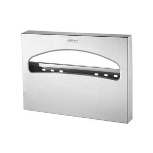 AOLQ/奥力奇 擦手纸配件-不锈钢砂光坐厕纸架 EQ-62-1/2 1个