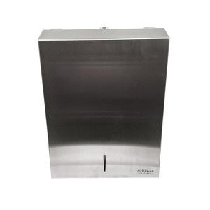 AOLQ/奥力奇 擦手纸配件-不锈钢擦手纸盒 EQ-210 1个