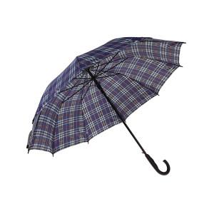 PARADISE/天堂 高密拒水隐格聚酯纺直杆晴雨伞 170E 伞面弧度半径700mm 10根伞骨 1把