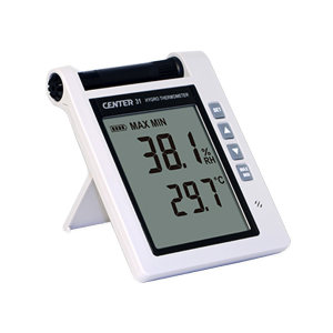 CENTER/群特 大屏幕温湿度计 CENTER-31+RP-32 1台