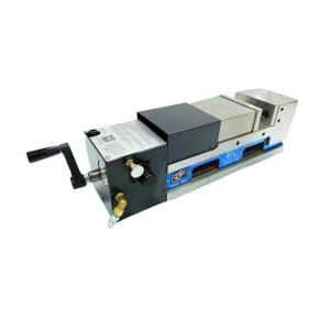 GC/国产 MC气动油压精密虎钳 DPV-5寸-150 1台