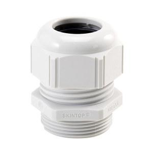 LAPP/缆普 公制塑料电缆夹套 SKINTOP ST-M 12 X 1.5 RAL 7001 SGY 1个
