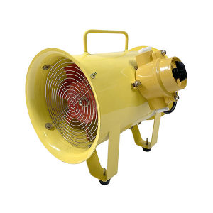 DINZOO/顶卓 BSFT防爆手提风机 BSFT-200 220V 0.15kW 200mm 1台