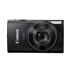 CANON/佳能 数码相机 IXUS 285 HS 黑色 2020万像素 12倍光学变焦 25mm超广角 1台