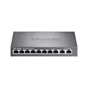 TP-LINK/普联 10口千兆POE网络交换机 TL-SL1210P 1个