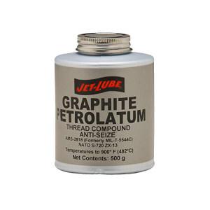 JET-LUBE Graphite Petrolatum 飞机火花塞防卡剂 27203 500g 1罐