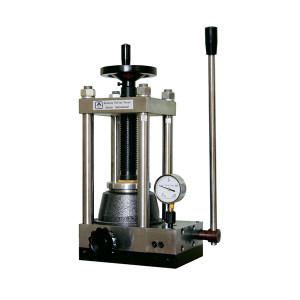 AS ONE/亚速旺 经济型手动台式压片机 CC-4434-01 0~24t FY-24 1台