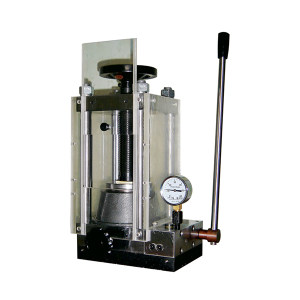 AS ONE/亚速旺 经济型手动台式压片机 CC-4434-02 0~24t FY-24-A 1台