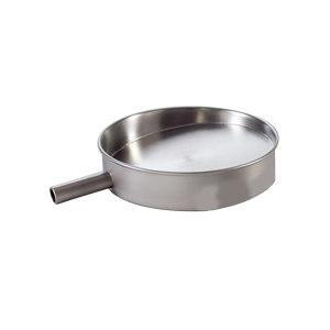 AS ONE/亚速旺 电磁振动筛附件 5-5600-13 湿式用托盘(筛用) 1个
