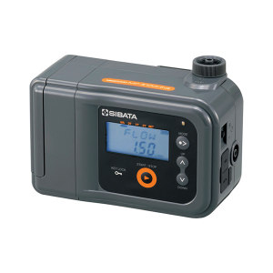 SHIBATA/柴田科学 便携式微型泵 1-5703-19 MP-Σ500N0Ⅱ带快速充电器 145×67×95mm 1个