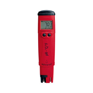 HANNA/哈纳 酸度pH测定仪 HI98128 pHep5 适用通用样品测量 1个