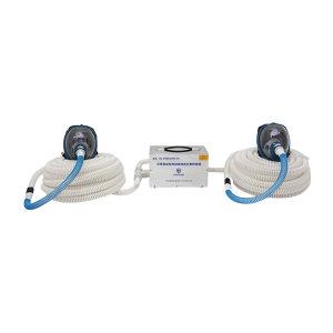 HAIGU/海固 电动送风式长管呼吸器 HG-DHZK12AH3.0A-2 双人使用 管长每人20米 1套