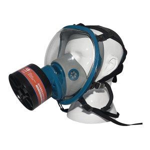 HAIGU/海固 800系列全面罩套装 HG-800/P-A-2 含A型3号滤毒罐 1套