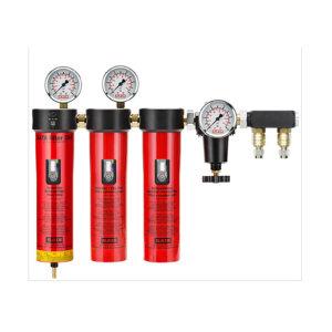 SATA/萨塔 经济型三节油水分离器 SATA filter 284 1台