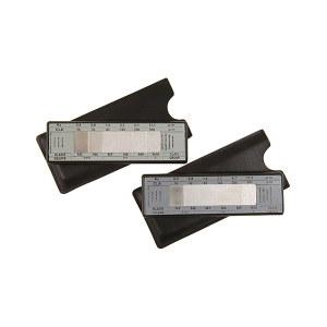 ELCOMETER/易高 表面比较器 Elcometer 129 区域粗糙度值0.8, 1.6, 3.2, 6.3, 12.5, 和 25μm 1台