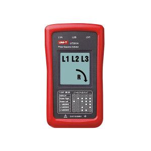 UNI-T/优利德 相序旋转指示及马达转向仪 UT261A 1台