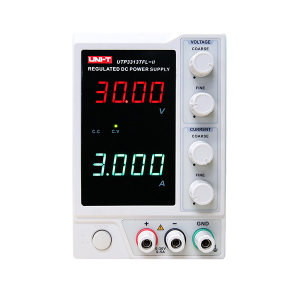 UNI-T/优利德 线性直流稳压电源 UTP3313TFL-II 1台