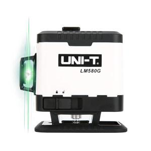 UNI-T/优利德 高精度绿光激光贴地仪 LM580G 1台