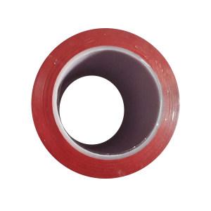 CLEANROOM/净雅 无尘警示划线胶带 WCHX-5 红色 48mm*33m 塑料卷芯 1卷