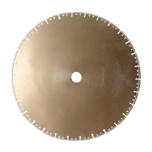 DIAMOND/迪茂得 金刚石钎焊锯片 400*2.5*32 1片