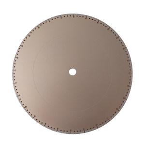 DIAMOND/迪茂得 金刚石钎焊锯片 500*3.0*32 1片