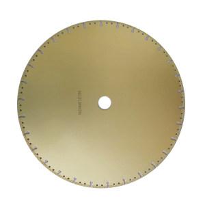 DIAMOND/迪茂得 金刚石钎焊锯片 350*2.5*25.4 1片