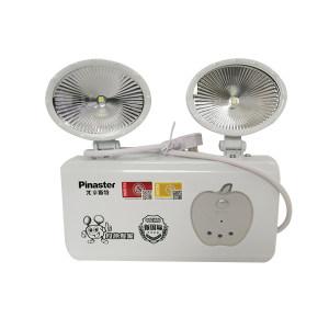 PINASTER/兀拿斯特 消防应急照明灯 M-ZFZD-E5W1103 250×38×230mm 1个