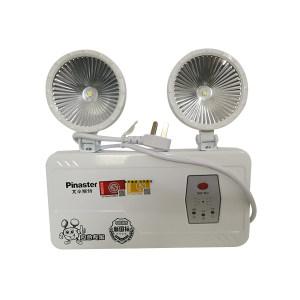PINASTER/兀拿斯特 消防应急照明灯 M-ZFZD-E5W1102 250×38×259mm 1个