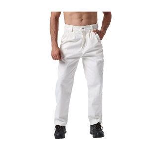 AP/友盟 白色阻燃裤 9710 XL 1条