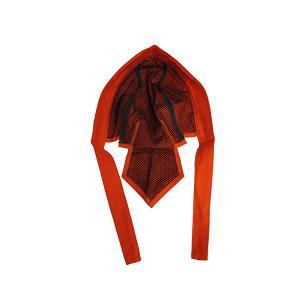 AP/友盟 橙红色阻燃布焊帽 6710 均码 1顶