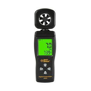 SMART SENSOR/希玛仪表 风速计 AS816 迷你型 不支持第三方检测/计量 1台