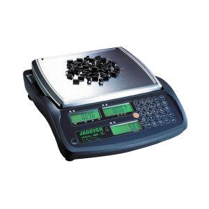 JADEVER 专业型计数桌秤 JCE(H)-3K 最大称量3kg 最小感量0.1g 秤盘尺寸320*240mm 1台