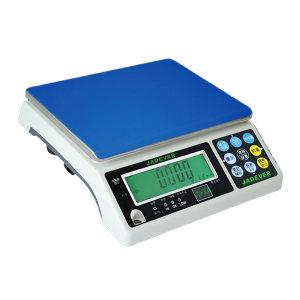 JADEVER 经典型计重桌秤 JTS-15LW 最大称量15kg 最小感量0.5g 秤盘尺寸294*228mm 1台