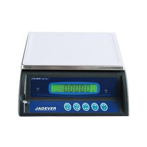 JADEVER 高精度计重桌秤 JTS-30BW 最大称量30kg 最小感量1g 秤盘尺寸334*245mm 1台