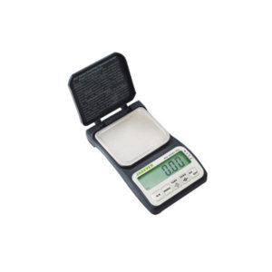 JADEVER 测量用口袋秤 JKD-500 最大称量500g 最小感量0.1g 台面尺寸65*75mm 1台