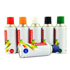 SANO/三和 耐高温自动喷漆 1300银色 350mL×12罐 1箱