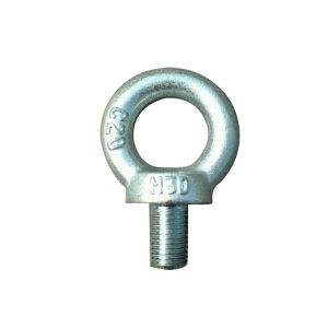 ZKH/震坤行 GB825 吊环螺钉-A型 碳钢 镀锌 300064030000000200 M30 1个