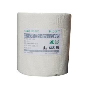 KELIHONG/科力宏 经济型擦拭纸 H83 250*370MM 原色 1卷