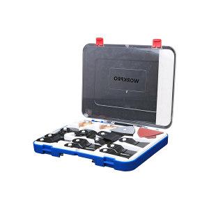 WORKPRO/万克宝 24PC 电动工具配件组套 W124004WE.GD 1套