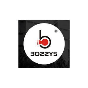 BOZZYS/博士 缆绳挂锁 BD-G41-EB 红色 不同花(KD) 1个