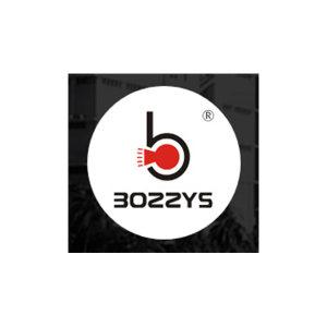 BOZZYS/博士 工程安全防尘绝缘挂锁 BD-G13DP-EB 蓝色 不同花(KD) 1个